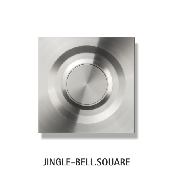 Keilbach Klingelelement jingle-bell.square  #08 1033