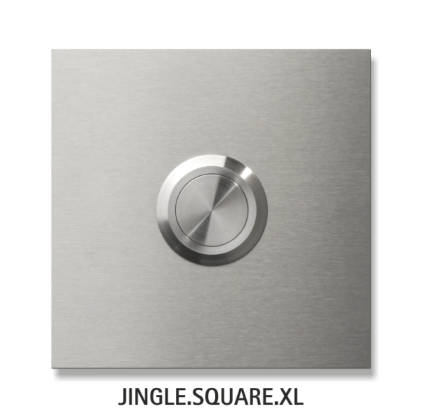 Keilbach Klingelelement jingle.square.xl #08 1006