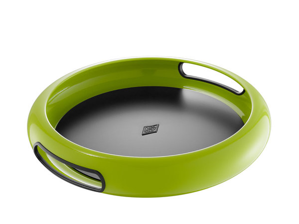 Wesco Spacy Tray limegreen 322101-20